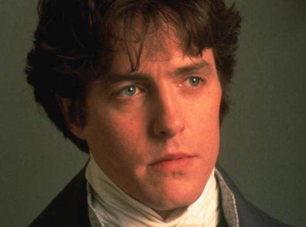 Hugh Grant in Sense & Sensibility