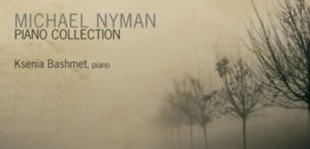 Michael Nyman Piano Collection