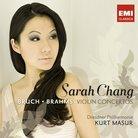 Violin Concertos: Bruch and Brahms