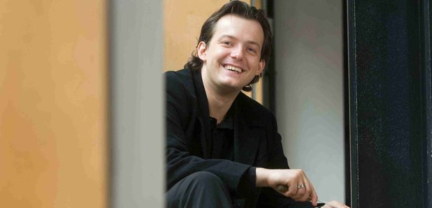 Andris Nelsons. Photo by Adrian Burrows