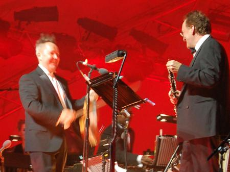 Tower Festival: Nigel Kennedy and oboist