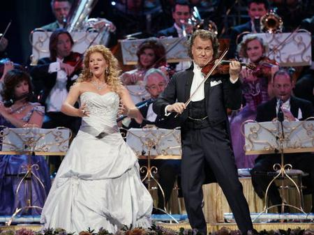 Andre Rieu and Mirusia