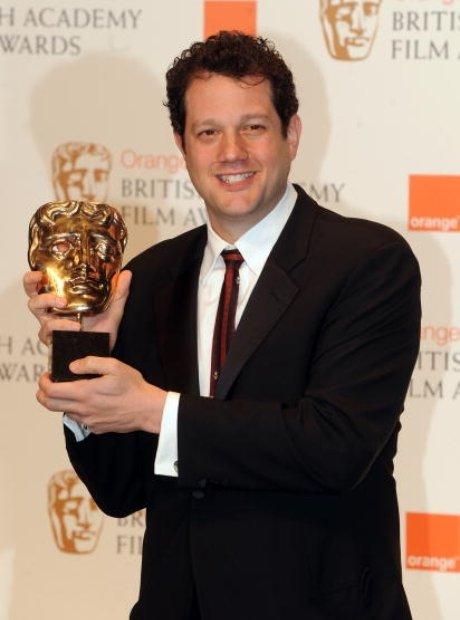 Michael Giacchino BAFTA