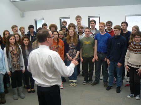 St Aidan's High School Chamber Choir