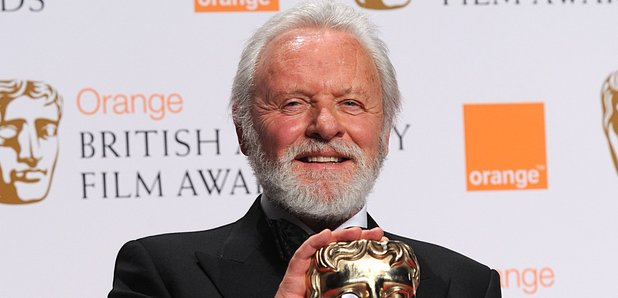 Anthony Hopkins during the BAFTA's