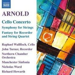 Arnold Wallfisch Cello Concerto