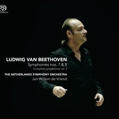 Beethoven Netherlands Symphony Orchestra Jan Wille