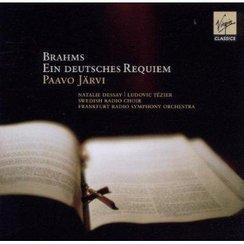 Brahms Ein Deutsches Requim Paavo Jarvi