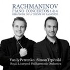 Piano Concertos Nos 1 and 4; Rhapsody on a Theme o