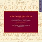 William Russell John Kitchen Complete Organ Volunt