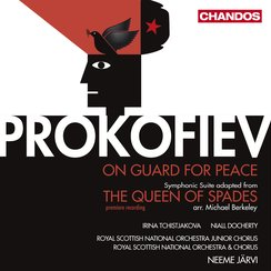 Prokofiev On Guard for Peace; Symphonic Suite from