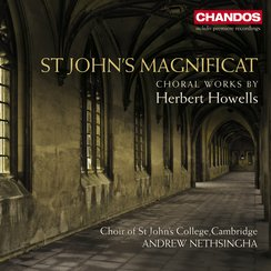Howells Choir of St John's College