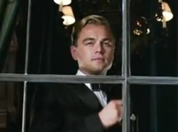The Great Gatsby screen shot