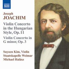 Joseph Joachim Violin Concertos
