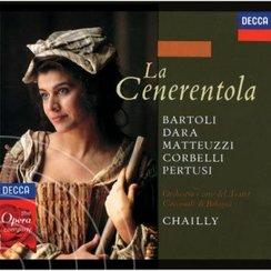 Rossini La Cenerentola Patrick Summers