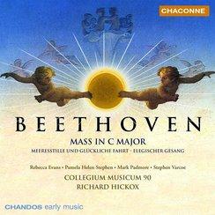 Beethoven Mass in C Richard Hickox Collegium Music