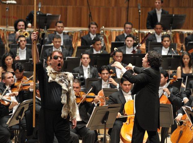 Dudamel and Simón Bolívar Symphony Orchestra Of Ve