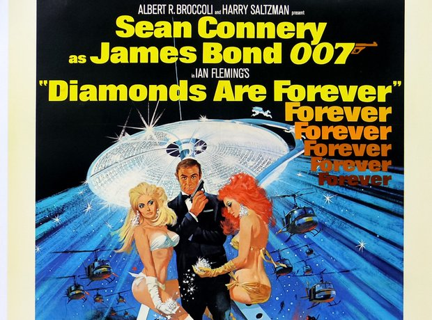 Diamonds Are Forever, John Barry
