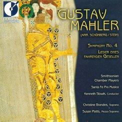 Mahler  Symphony No.4 arranged for chamber ensembl