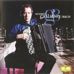 Richard Galliano/Bach Various works