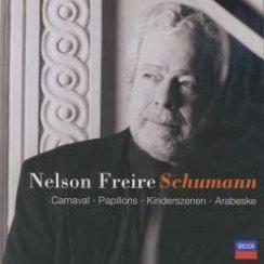 Schumann Piano works Nelson Freire