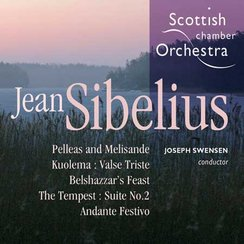 Sibelius Incidental music Scottish Chamber Orchest