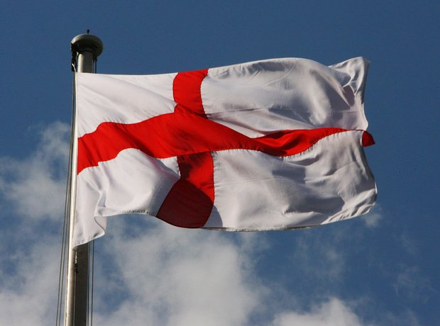 England flag, St George