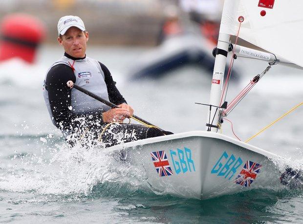 Team GB sailing Ben Ainslie