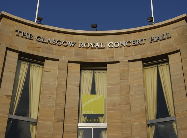 Glasgow's Royal Concert Hall