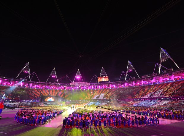 Olympics London 2012 Closing Ceremony