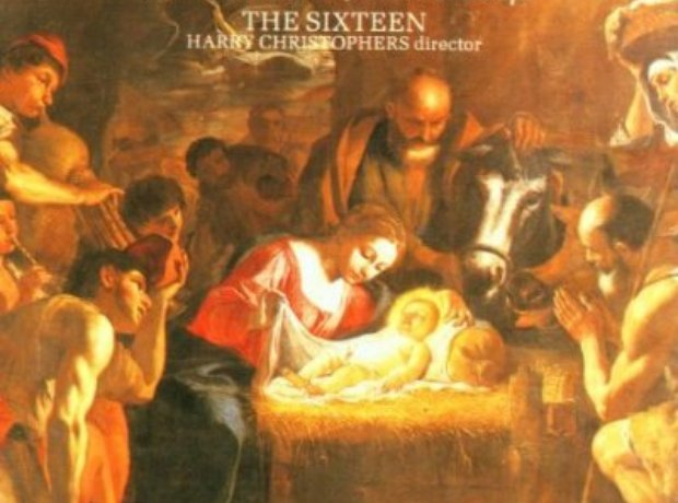 Christmas Music - The Sixteen/Harry Christophers
