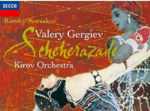 Rimsky-Korsakov - Scheherezade (Kirov Orchestra/Va