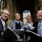 Stephen Cleobury John Rutter David Hurley Chris Wi