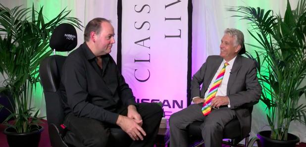 Nicholas Owen Tim Lihoreau Classic FM Live 2012
