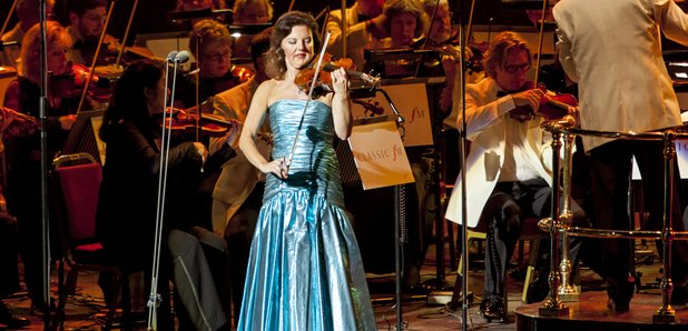 Tasmin Little at Classic FM LIve