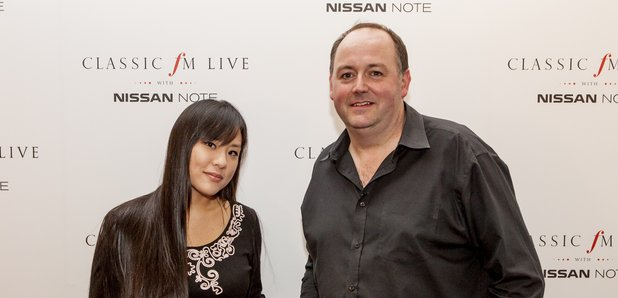 Tim Lihoreau and HJ Kim Classic FM Live 2012