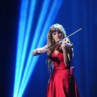 Nicola Benedetti performing at the 2012 Classic BR