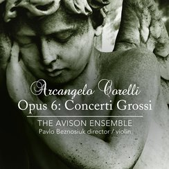 concerti grossi album cover