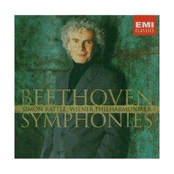 rattle beethoven symphonies