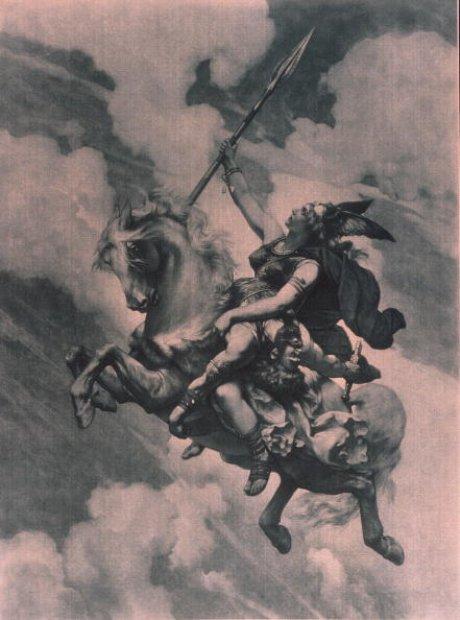 flight of the valkyries