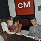 Mammoth Sound rehearsals