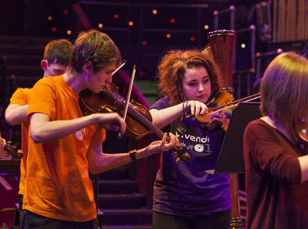 Vivendi Youth Orchestra