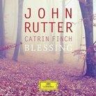 Catrin Finch John Rutter Blessing album cover