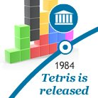 1984 Tetris is released