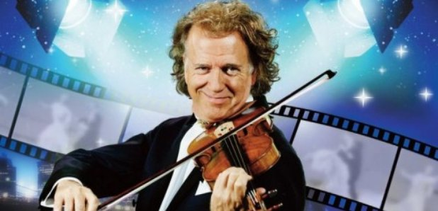 Magic of the movies, Andre Rieu