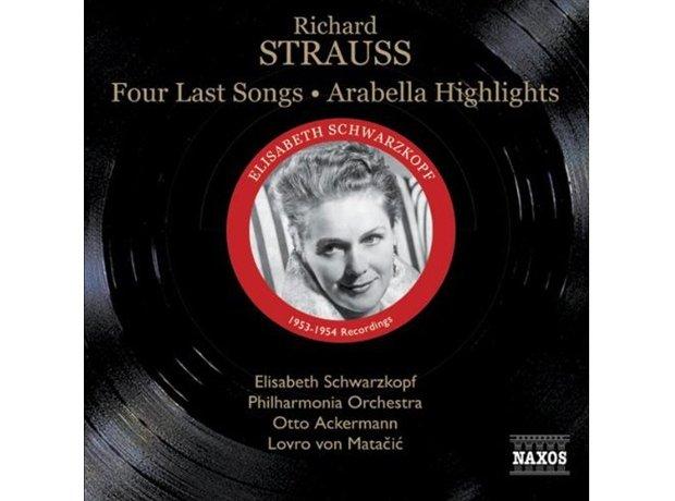 Strauss, Four Last Songs, by Elisabeth Schawartzko
