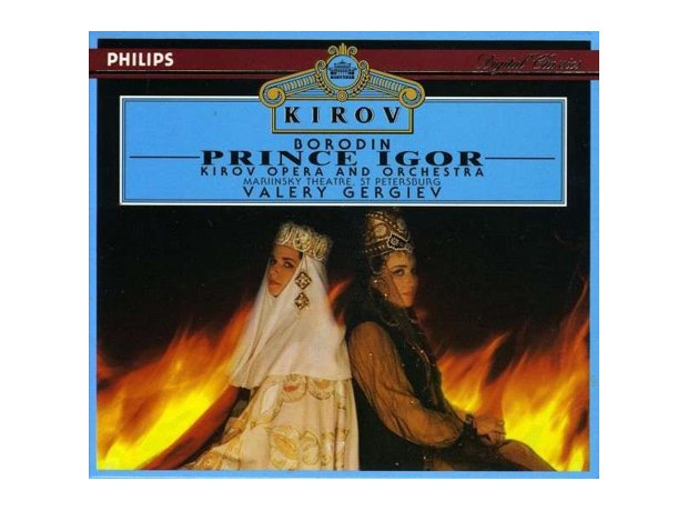 Borodin, Prince Igor, by the Kirov Opera