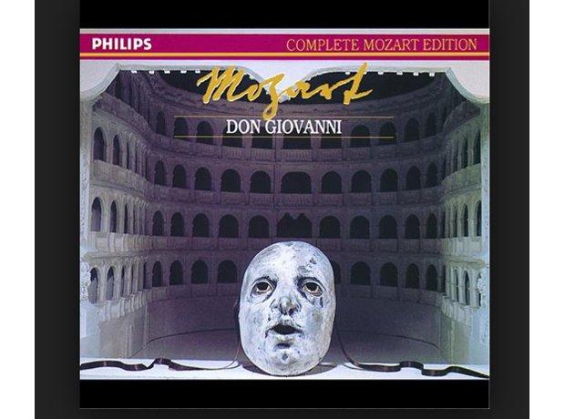 Mozart, Don Giovanni, by Sir Colin Davis, Royal Op