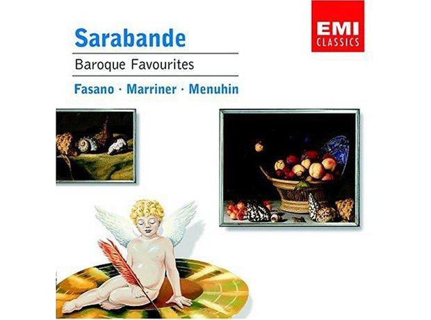 169 Handel, Sarabande, by Yehudi Menuhin, the Acad