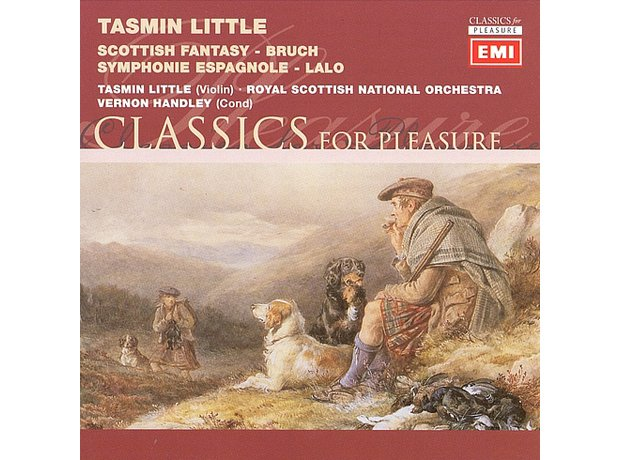 175 Bruch, Scottish Fantasy, by Tasmin Little